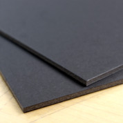 Foamboard - Black 5MM (Pack of 5)