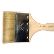 Atlantis - 13141 Flat Bristle Varnish Brush