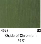 Atlantis Artist Oils - Oxide of Chromium S3