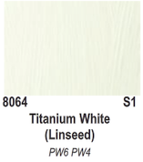 Atlantis Artist Oils - Titanium White (Linseed) S1
