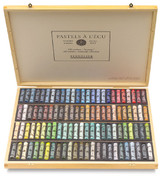 Sennelier Soft Pastels - Landscape Wooden Box Set of 100