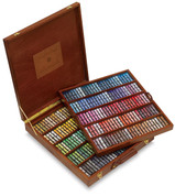 Sennelier Soft Pastels - 'Royal' Wooden Box Set