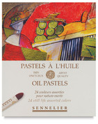 Sennelier Oil Pastels - Set of 24 Still Life Colours