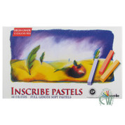 Inscribe Soft Pastel Set of 48