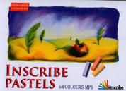 Inscribe Soft Pastel Set of 64 Half Stick