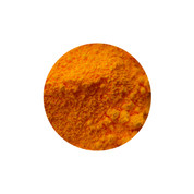 Kremer Pigments - Fluorescent Golden Orange