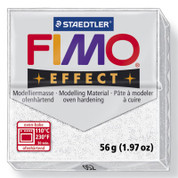 Staedtler Fimo Effect - Glitter White