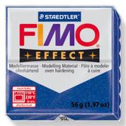 Staedtler Fimo Effect - Glitter Blue