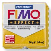 Staedtler Fimo Effect - Glitter Gold