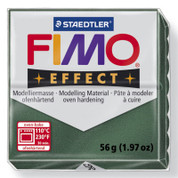 Staedtler Fimo Effect - Metallic Opal Green
