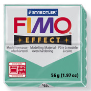 Staedtler Fimo Effect - Translucent Green