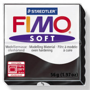 Staedtler Fimo Soft - Black