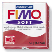 Staedtler Fimo Soft - Cherry Red