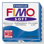 Staedtler Fimo Soft - Pacific Blue