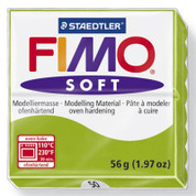 Staedtler Fimo Soft - Apple Green