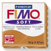 Staedtler Fimo Soft - Cognac