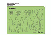Jakar - The Human Figure Male Template