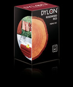 Dylon Machine Fabric Dye - 350gsm + Salt - Rosewood Red