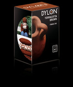 Dylon Machine Fabric Dye - 350gsm + Salt - Terracotta Brown