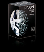 Dylon Machine Fabric Dye - 350gsm + Salt - Pewter Grey