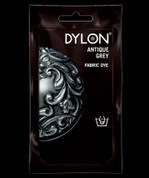 Dylon Hand Dye - 50gsm - Pewter Grey