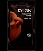 Dylon Hand Dye - 50gsm - Terracotta Brown