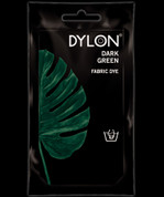 Dylon Hand Dye - 50gsm - Dark Green