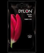 Dylon Hand Dye - 50gsm - Tulip Red