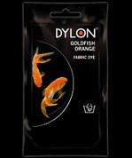Dylon Hand Dye - 50gsm - Goldfish Orange