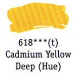 Daler Rowney Georgian Oil - Cadmium Yellow Deep Hue