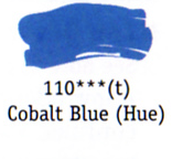 Daler Rowney Georgian Oil - Cobalt Blue Hue