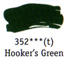 Daler Rowney Georgian Oil - Hooker's Green