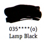 Daler Rowney Georgian Oil - Lamp Black