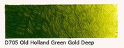 Old Holland New Masters Classic Acrylic - Old Holland Green Gold Deep - Series D