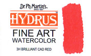 Dr. Ph. Martin's Hydrus Watercolour Ink - 3H Brilliant Cadmium Red