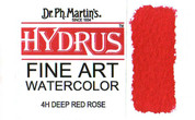 Dr. Ph. Martin's Hydrus Watercolour Ink - 4H Deep Red Rose