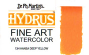 Dr. Ph. Martin's Hydrus Watercolour Ink - 13H Hansa Deep Yellow