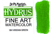 Dr. Ph. Martin's Hydrus Watercolour Ink - 18H Viridian Green