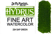 Dr. Ph. Martin's Hydrus Watercolour Ink - 23H Sap Green