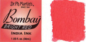Dr. Ph. Martin's Bombay India Ink - Bright Red