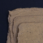 Khadi - Rag & Fibre Paper  210gsm - Bagasse - Rough