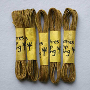 Khadi - Coloured Hemp String 5M - Olive