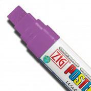 ZIG Posterman Large - Violet