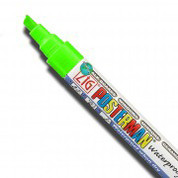 ZIG Posterman Small - Fluorescent Green