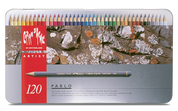 Caran D'ache - Pablo Water Resistant Colour Pencil Set of 120