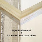 Bespoke: Super Professional x Primed Medium Fine Grain Linen 514
