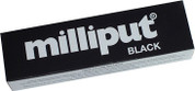 Milliput Epoxy Putty - Black 113g