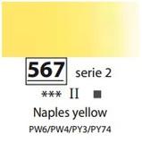 Sennelier Artists Oils - Naples Yellow S2