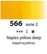 Sennelier Artists Oils - Naples Yellow Deep S2