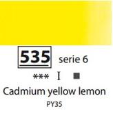 Sennelier Artists Oils - Cadmium Yellow Lemon S6